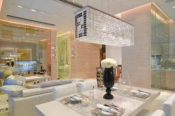 In Love With This Fendi Casa Chandelier Sigh