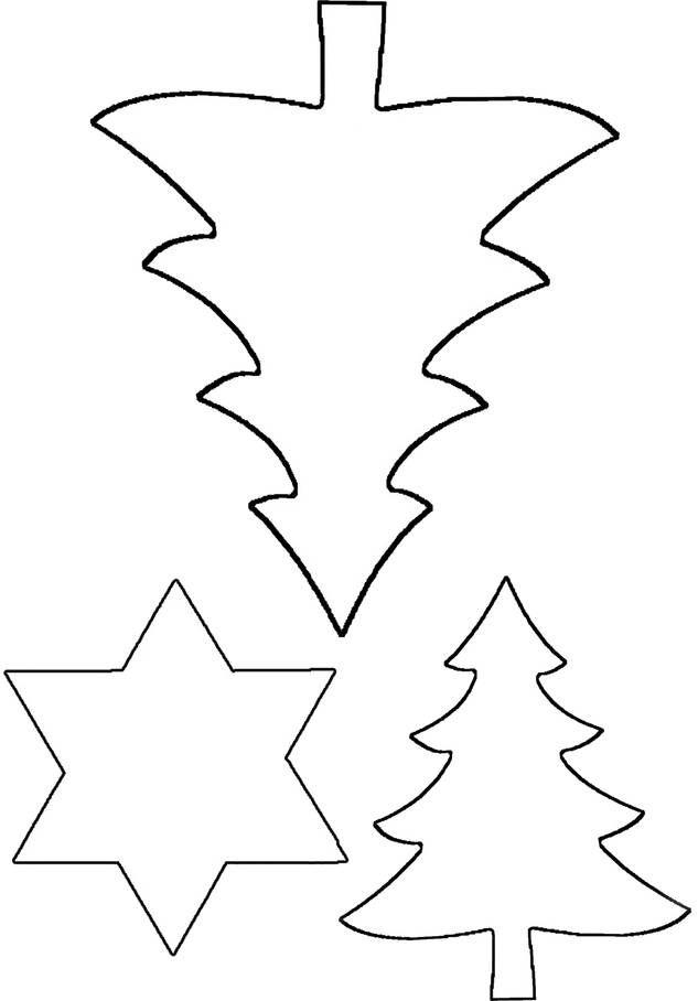 Vorlage Fr Sterne Und Bume Holzarbeiten Pinterest