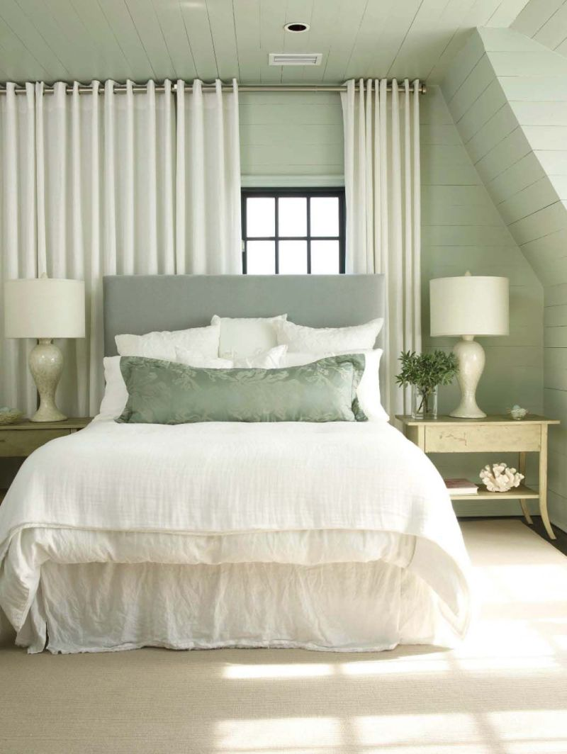 Modern And Cozy Bedroom