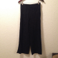 Topshop black culottes bottom still in excellent condition bought