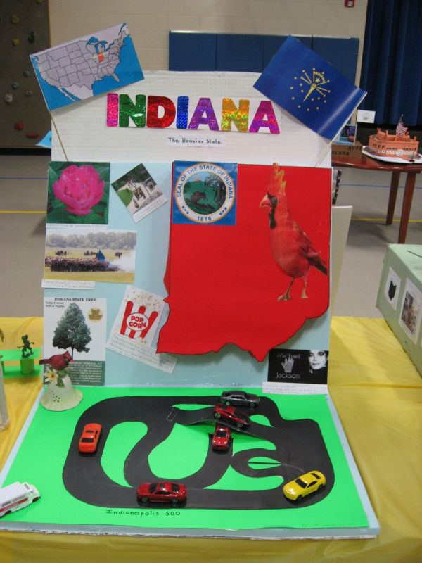 Indiana 2014 Brianda 3D | State Float Projects | Pinterest ...