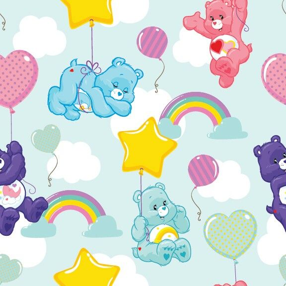 Care Bears Wallpaper Glcksbrchis Pinterest Kind