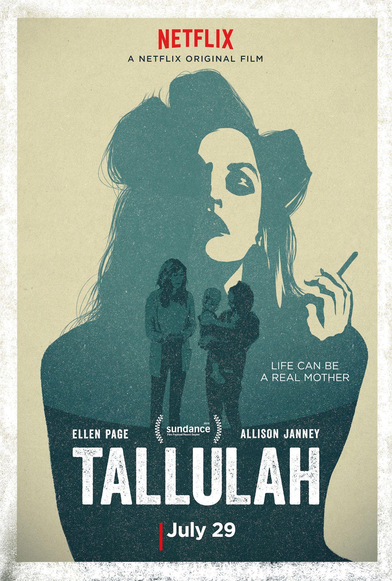 Poster do filme Tallulah