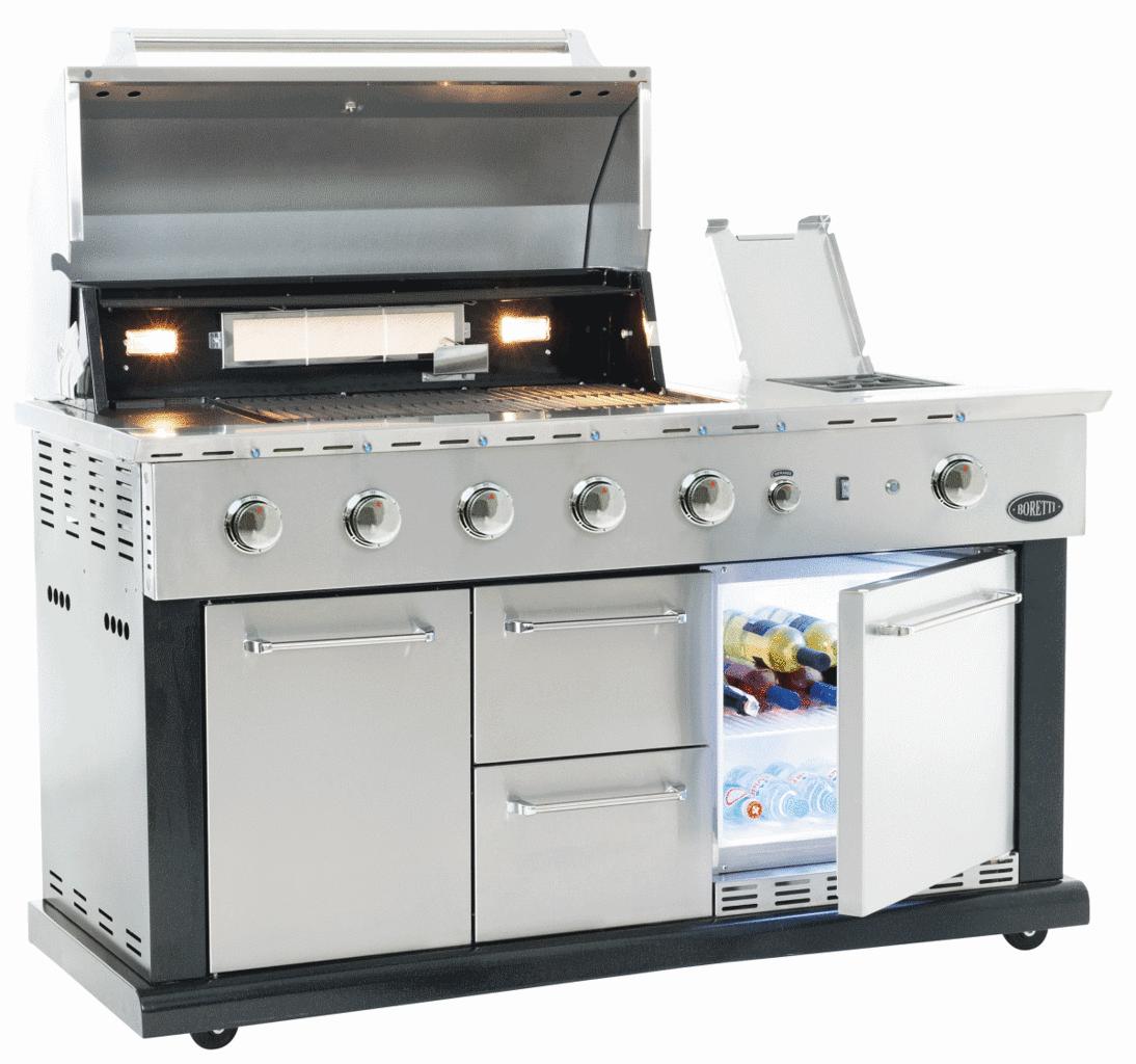 barbecue et plancha à gaz cuisine d extérieur marciano corsica pinterest father father on zink outdoor kitchen id=99667
