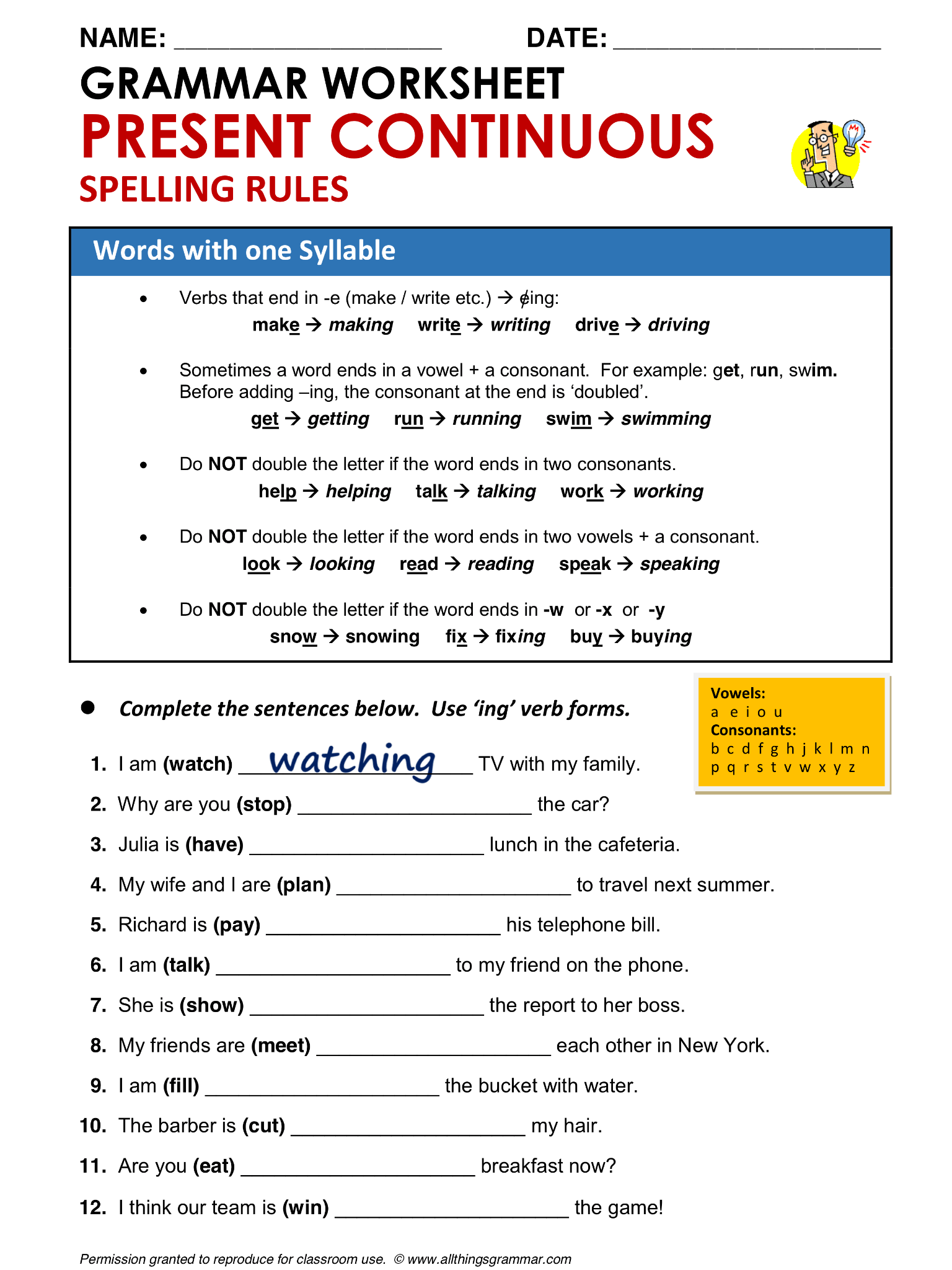 Worksheet Spelling Rules Worksheets Worksheet Fun