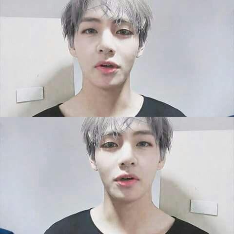 grey hair taehyung bts pinterest gray hair bts and kpop