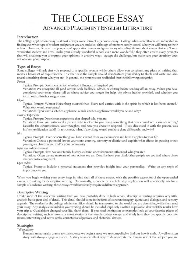Buy college admission essay format template - Best College