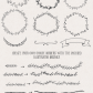 Handsketched designerus branding kit by nicky laatz at