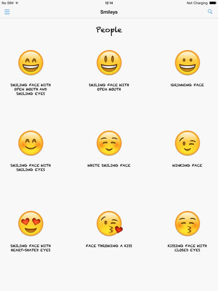 Emoticons Images And Their Meanings Bedwalls