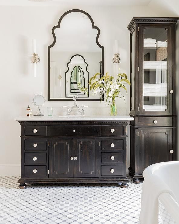 restoration hardware st. james single extra-wide vanity
