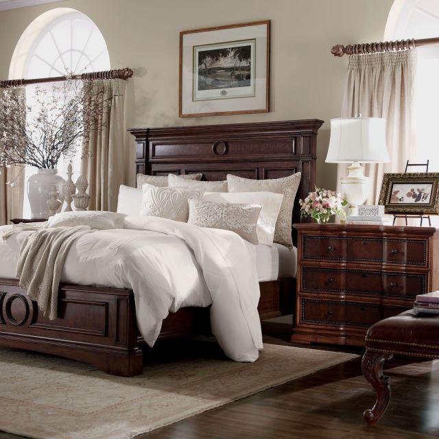 Warwick Bed Ethan Allen US Master Bedroom Dreams