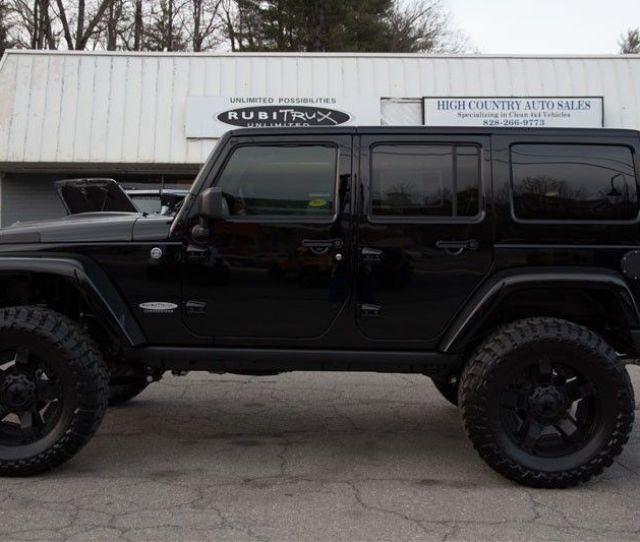 2014 Jeep Wrangler Black  viralohnoco