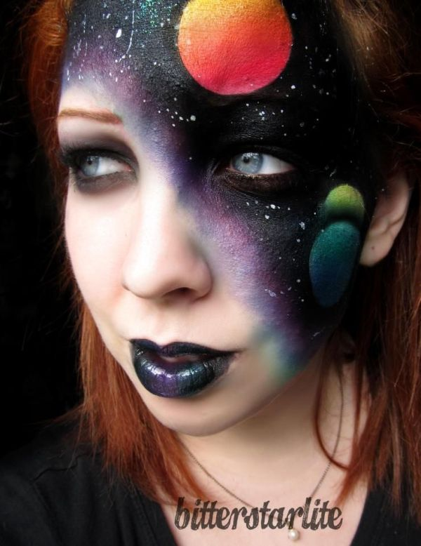 The 25+ best Galaxy makeup ideas on Pinterest | Galaxy ...