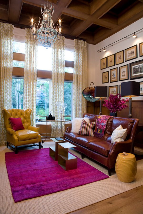 43 cozy and warm color schemes for your living room on living room color schemes id=21833
