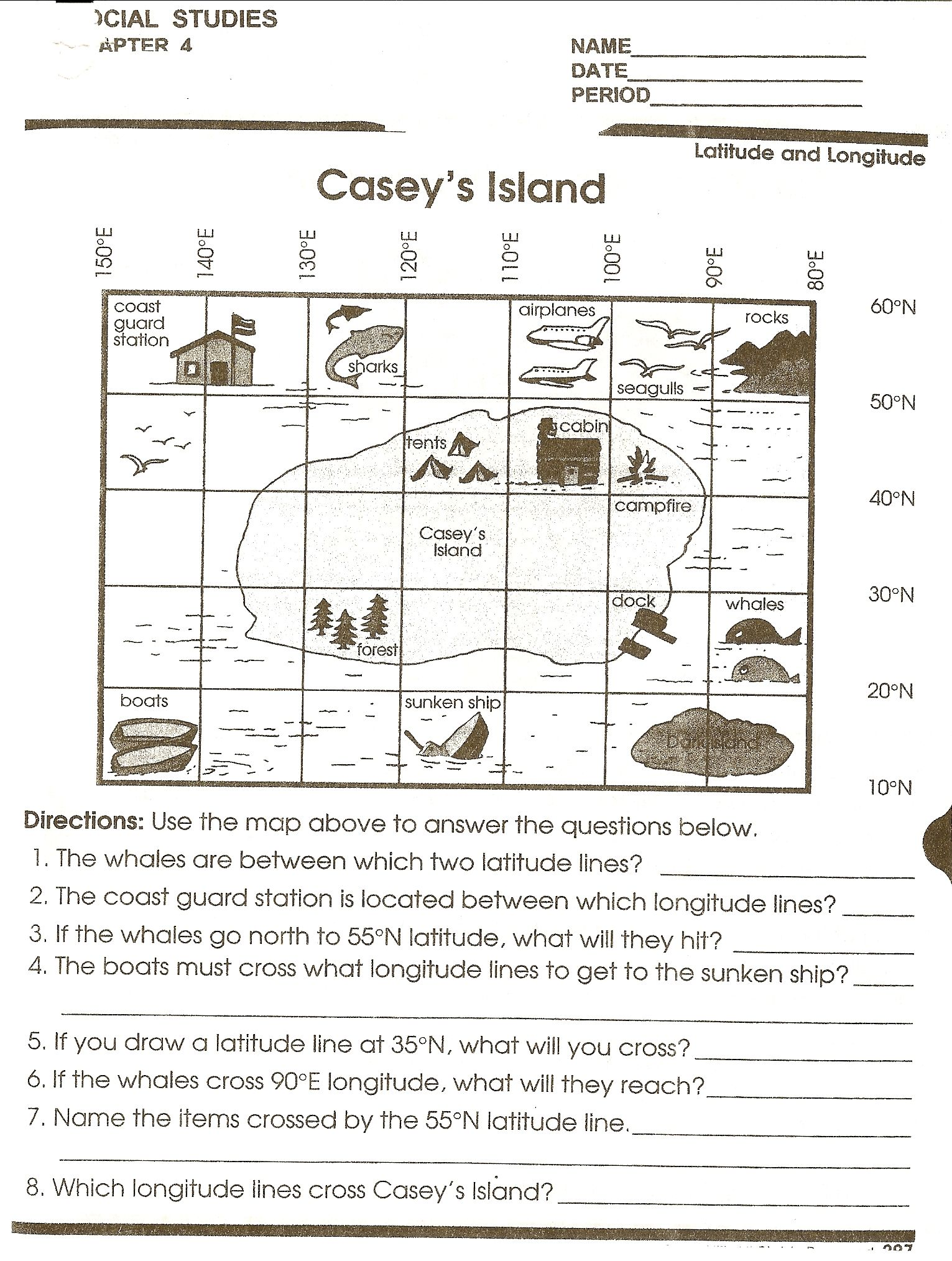 Caseys Island Map Reading 1 531 2 028 Pixels