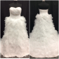 How much to alter wedding dress  MAKE A OFFER NWT Poofy Wedding Dress Boutique  Bead sewing Front