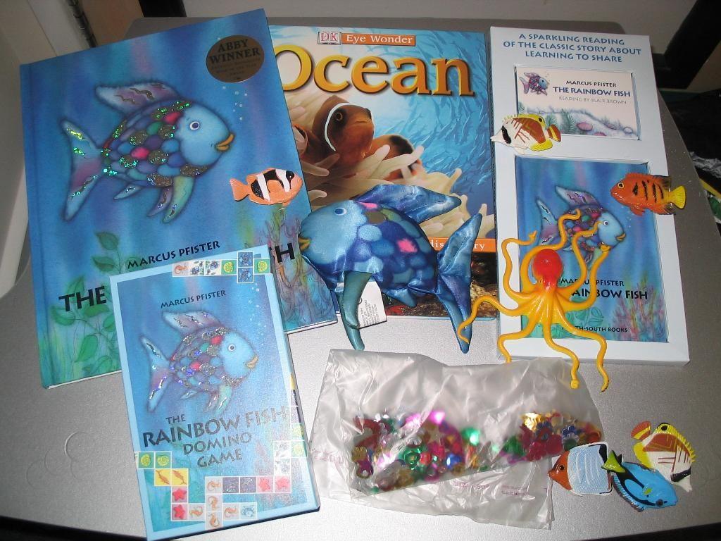 Story Sack Rainbow Fish
