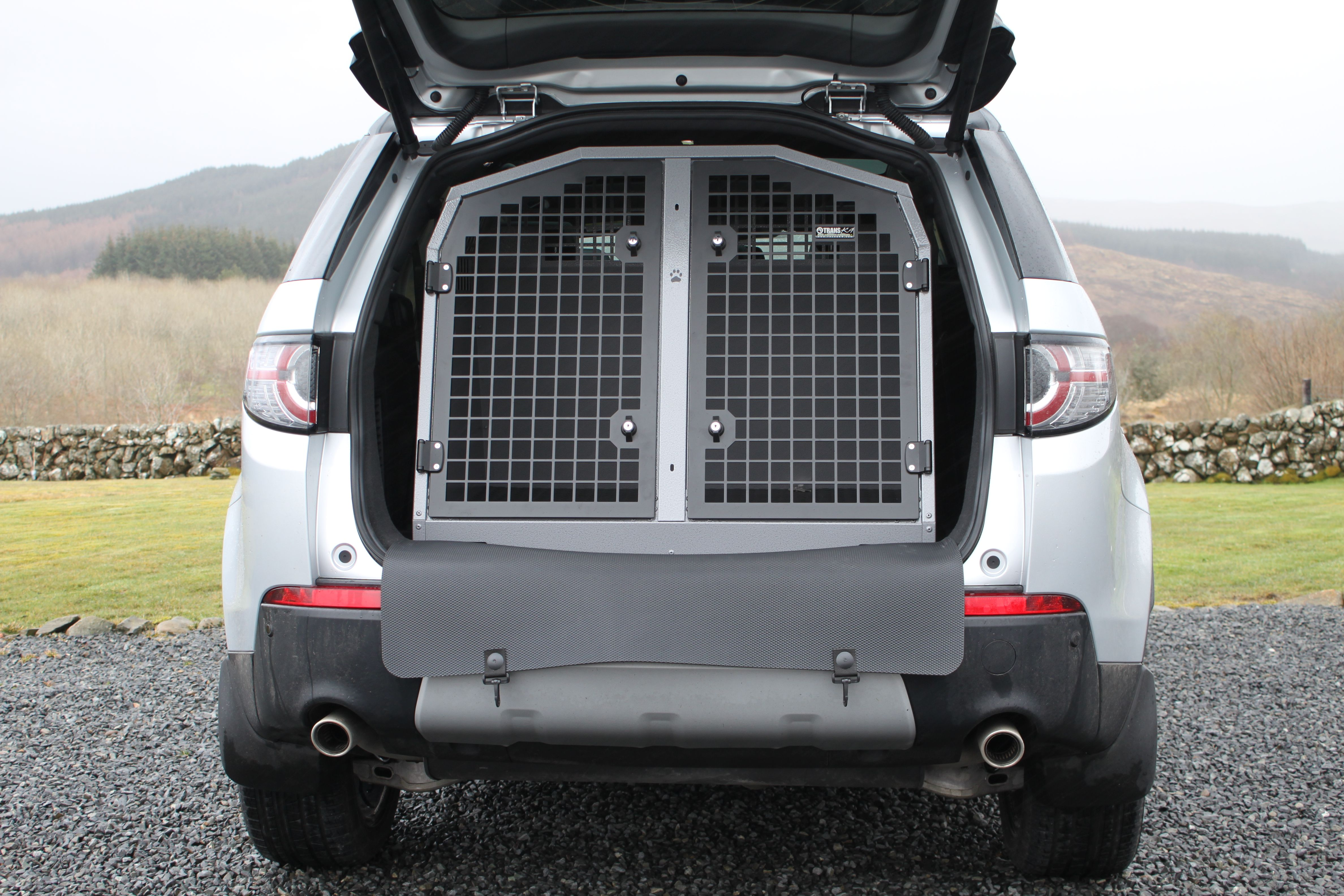 Transk9 B34 Dog Transit Box for Discovery Sport perfect dog cage