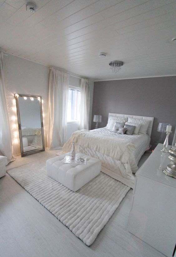 Coconut White Chic Bedroom Bedroom Ideas Pinterest