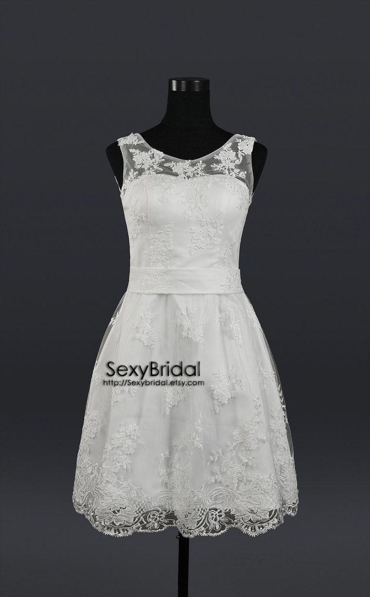 Aline Sweetheart Sleeveless Short Mini Lace Fashion Prom Dresses