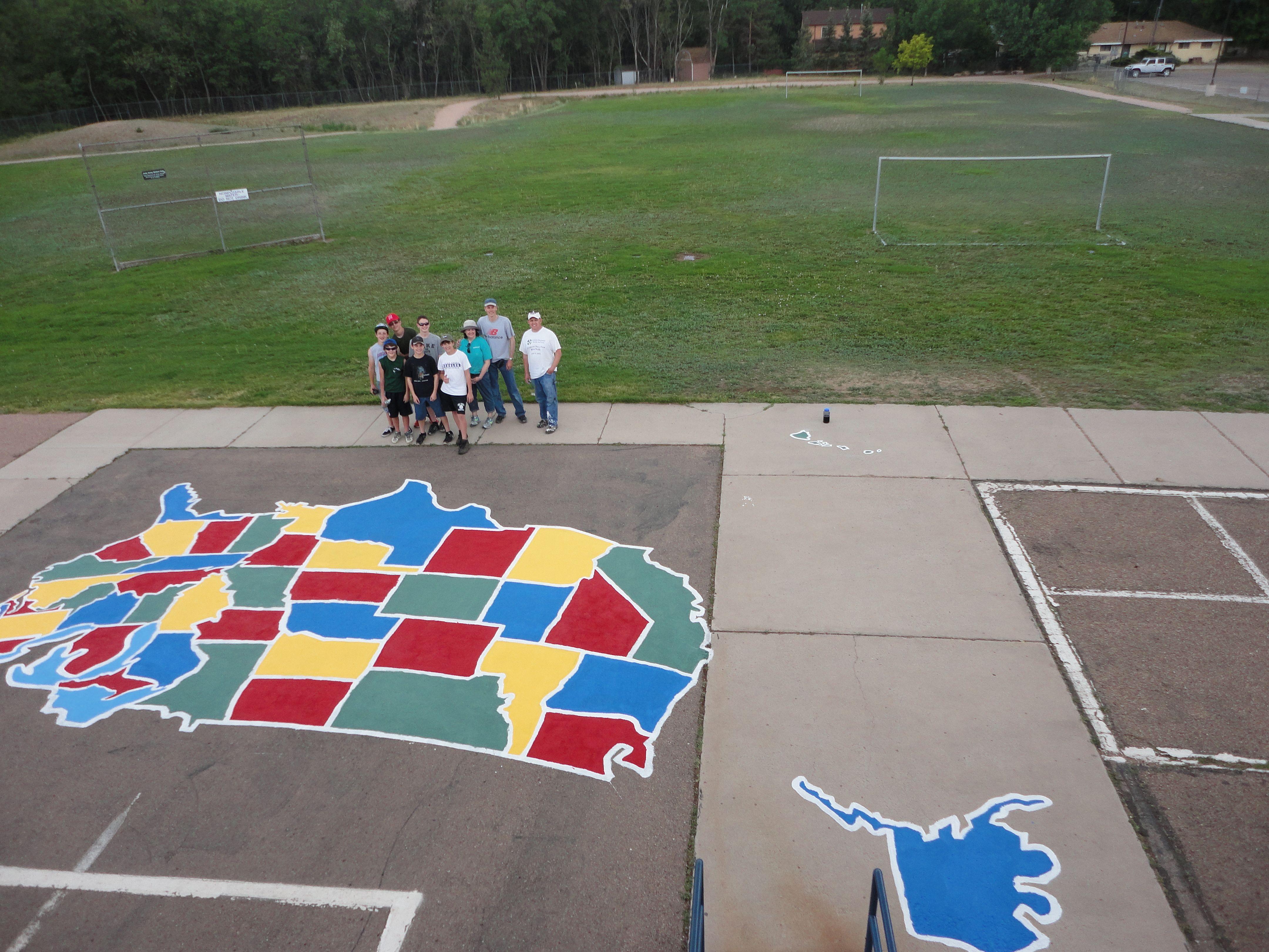 Boy Scout Eagle Scout Project Help