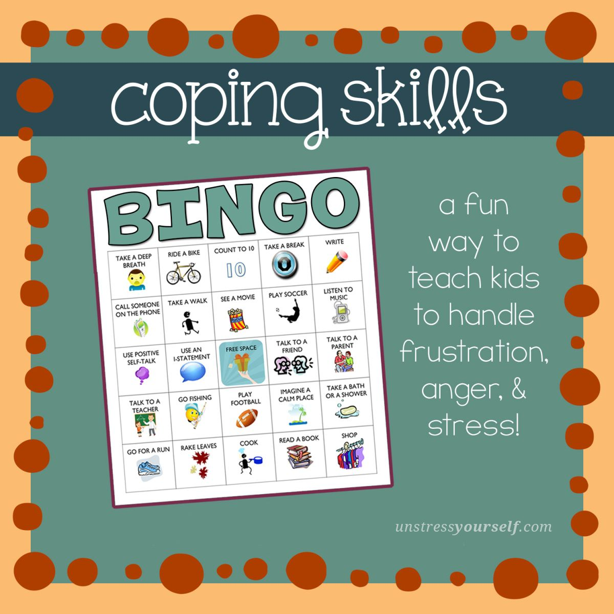 Discover The Top Seven Coping Skills Worksheets Designed To Help You Learn More Healthy Ways To