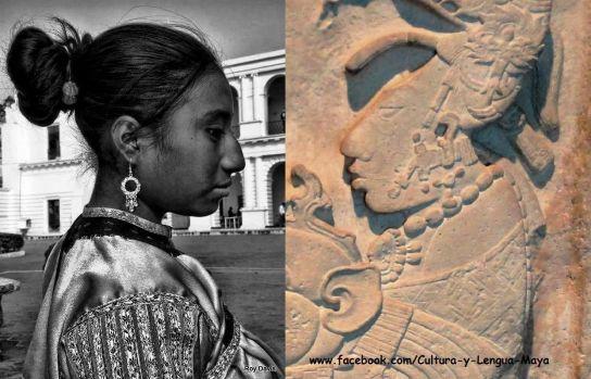 Resultado de imagen de maya mujer