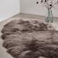 Sumptuous sheepskin double rug mink ideas for module