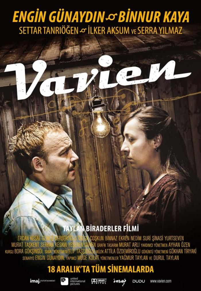 Poster do filme Vavien