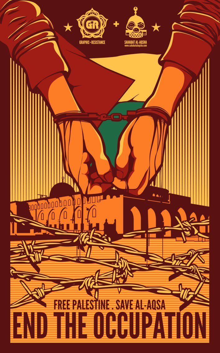 Poster do filme A Palestina Ainda é a Questão