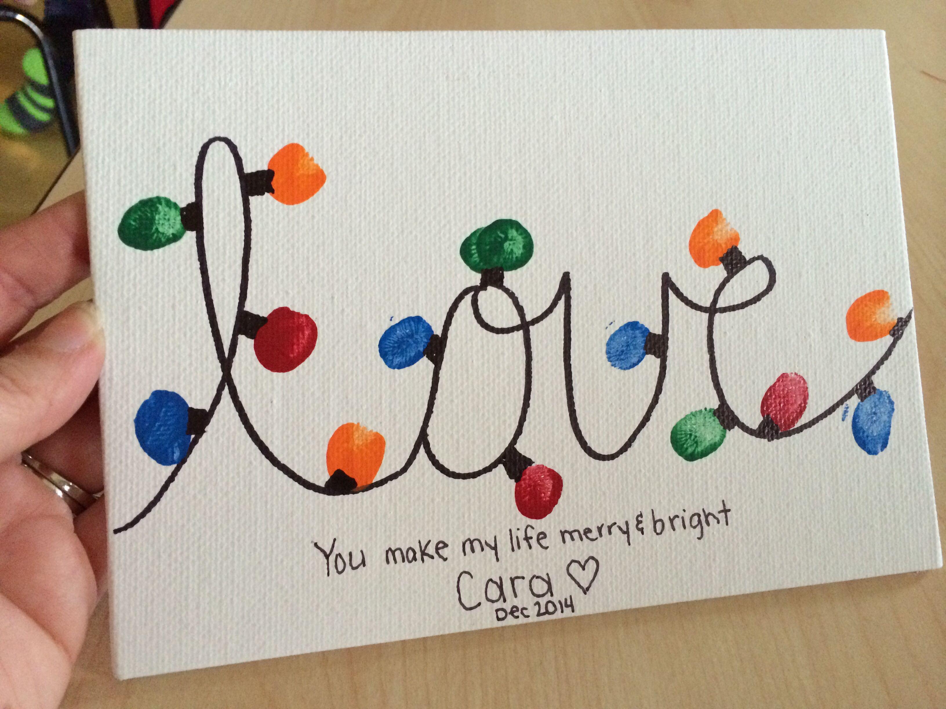 Such An Adorable Canvas Print Idea Love It