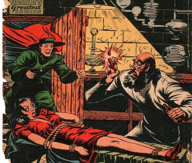 John Reprint Now Red Seal Comics 014 Teamsupreme Dcp