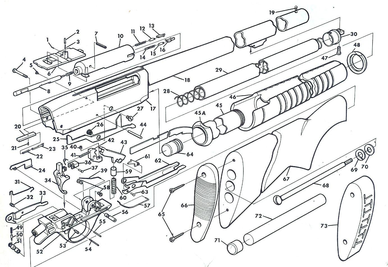 Springfield A3 Schematic