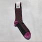 Purple dress socks  Robert Graham Paisley Dress Socks  Pima Cotton  Dress socks