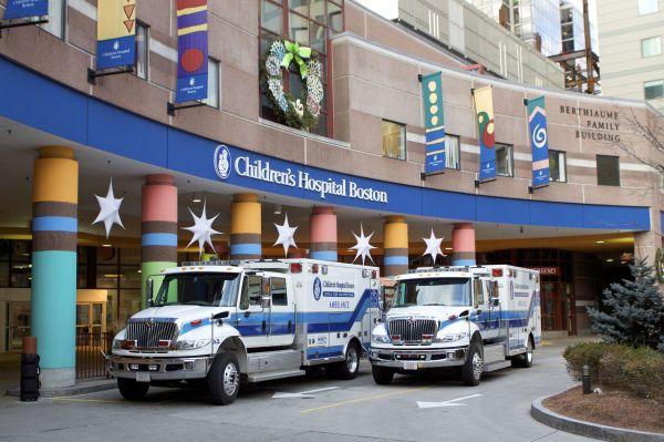 Boston Childrens Hospital Critical Care Transport Team ...