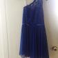 Cobalt blue davidus bridal bridesmaids dress cobalt blue cobalt