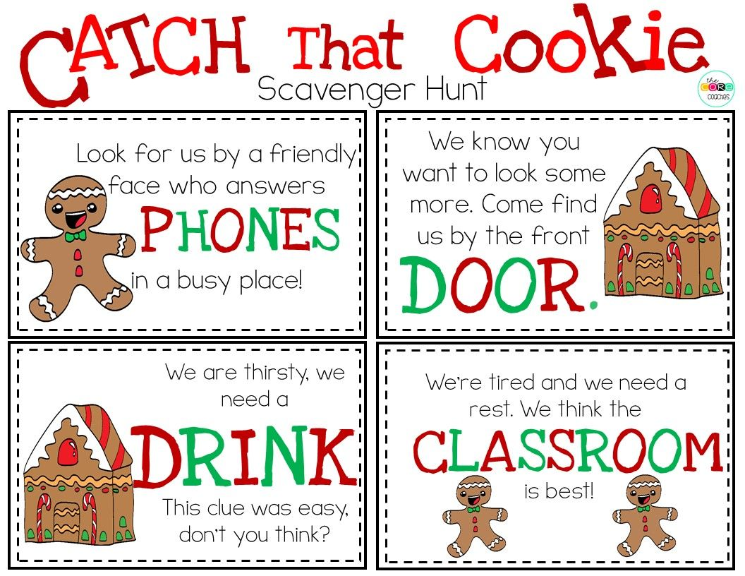 Catch That Cookie Interactive Read Aloud Lesson Plans And