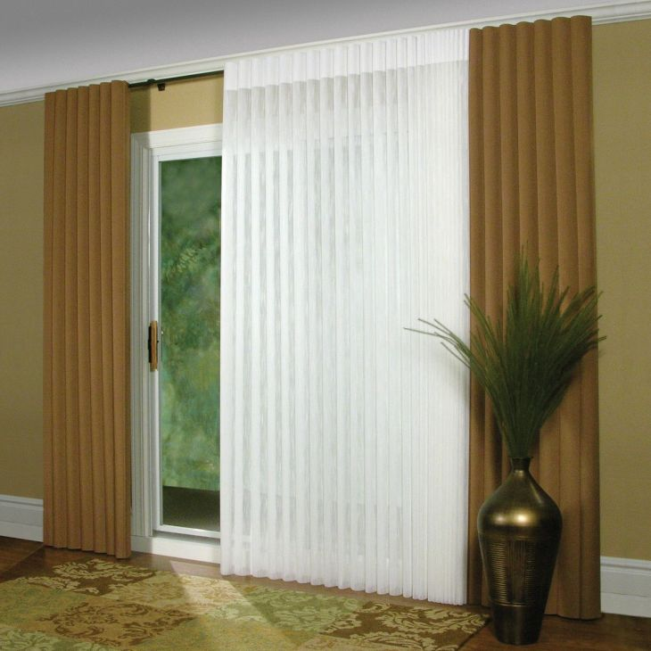 Insulated Window Coverings For Sliding Glass Doors