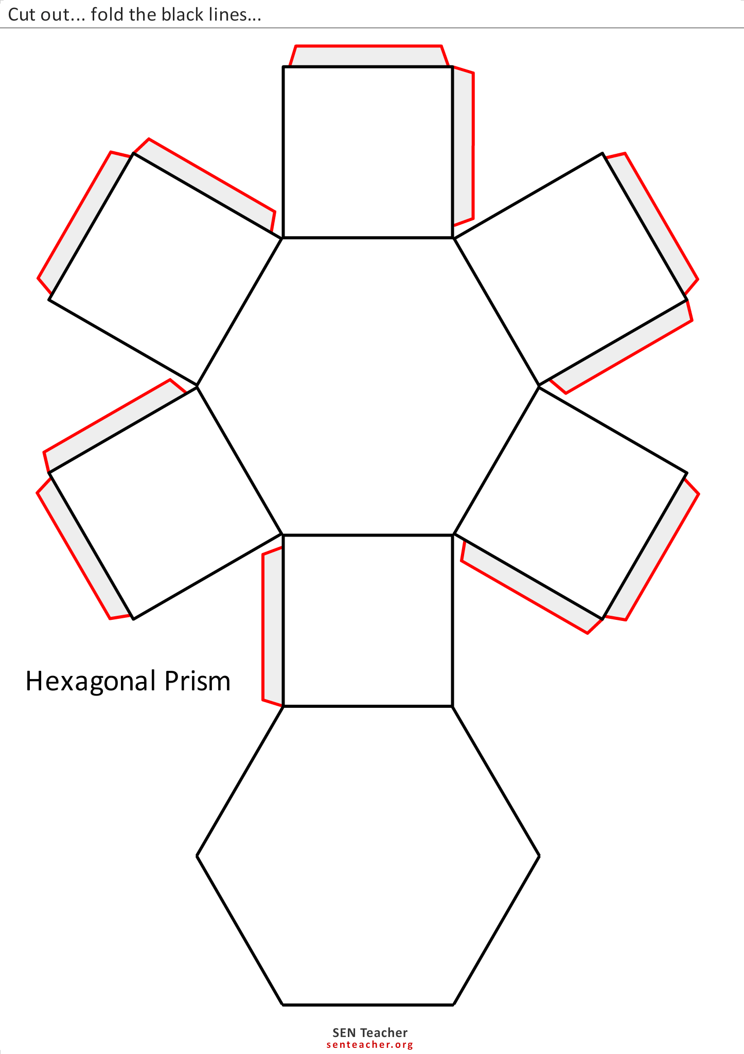 3d Geometric Shapes Templates