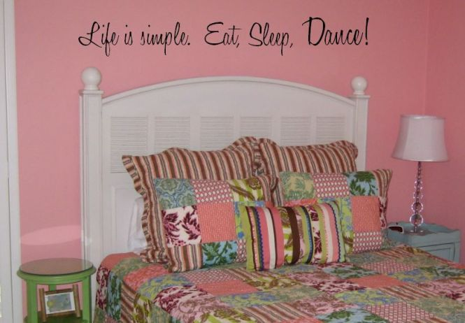 17 Best Images About Dance Themed Rooms On Pinterest Ballet. Dance Themed Bedroom Decor   Bedroom Style Ideas