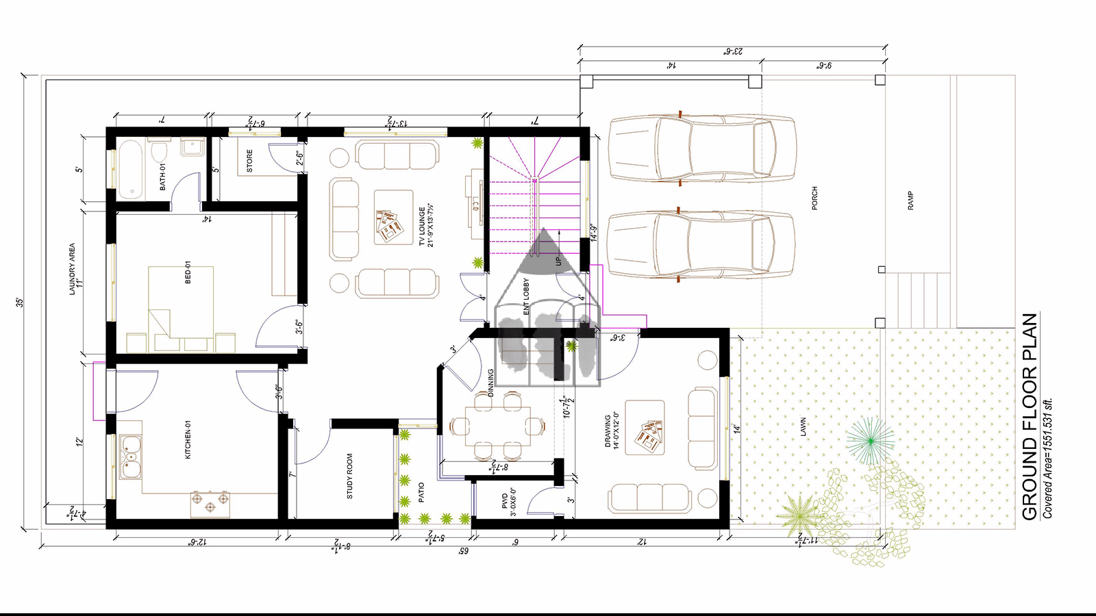 Pakistani House Designs 10 Marla