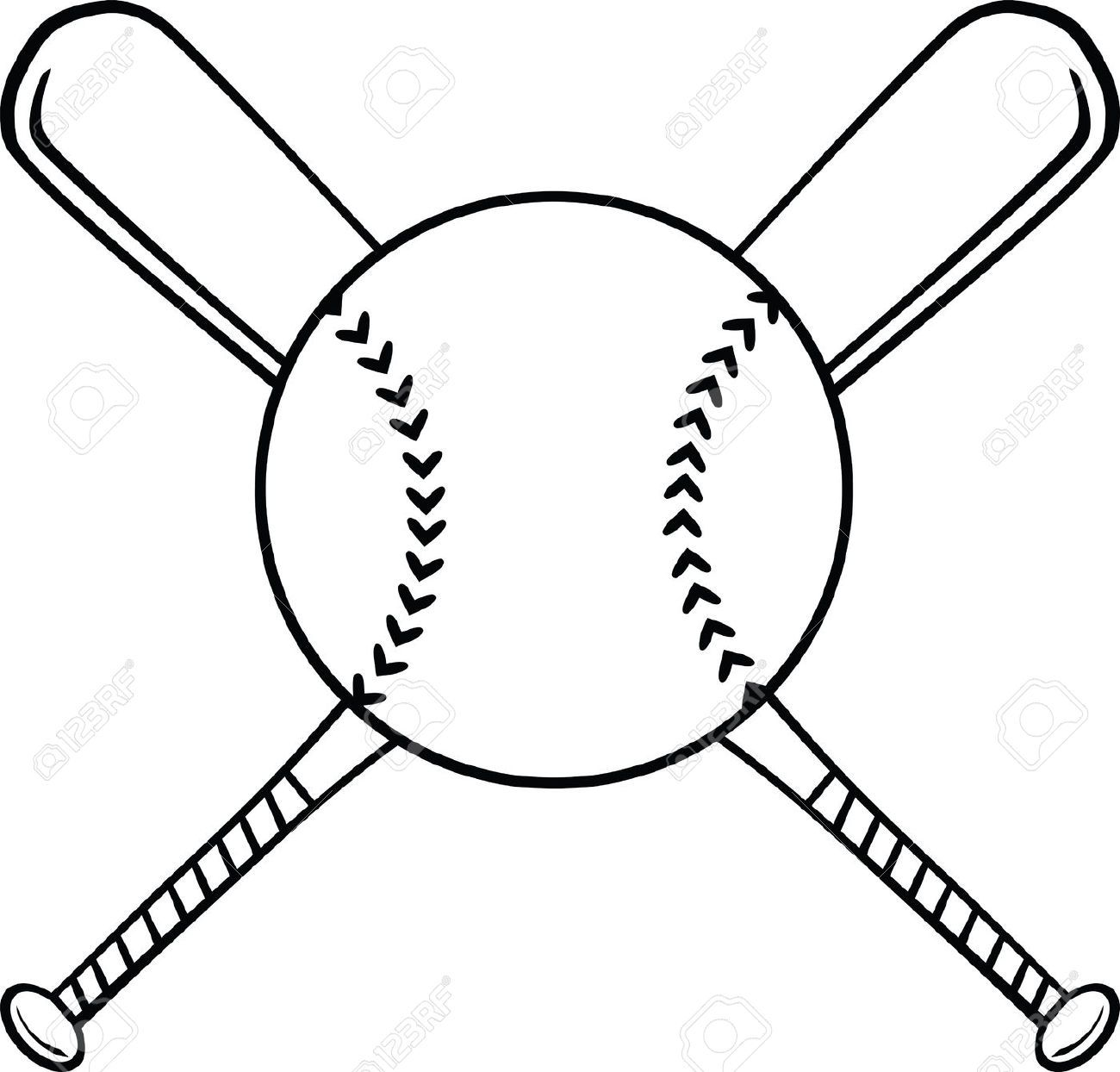 Baseball Clip Art Free Vector In Open Office Drawing Svg