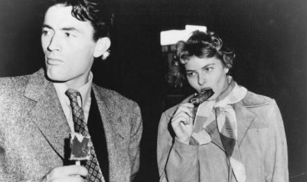 Image result for gregory peck and ingrid bergman