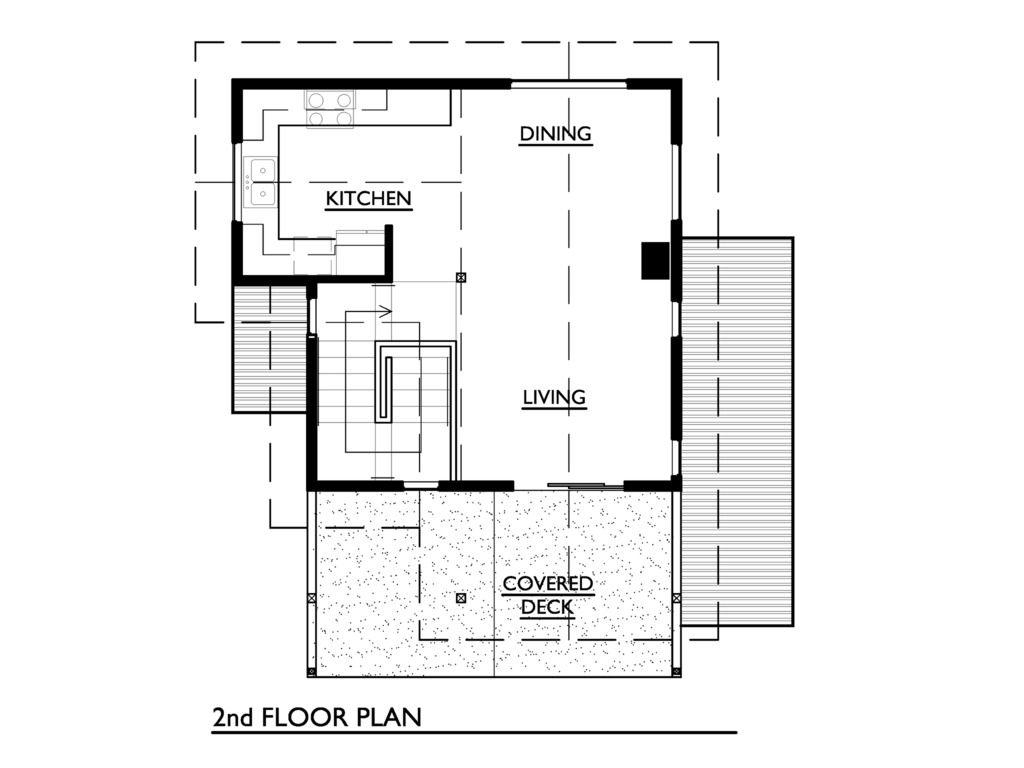 2 Bed 1 Bath 2x6 Framing 8 Ceilings Like This Sf