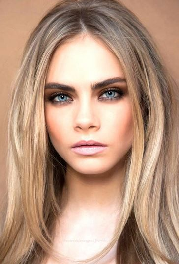 Best Hair Color For Blue Eyes And Fair Skin Pale Light Cool