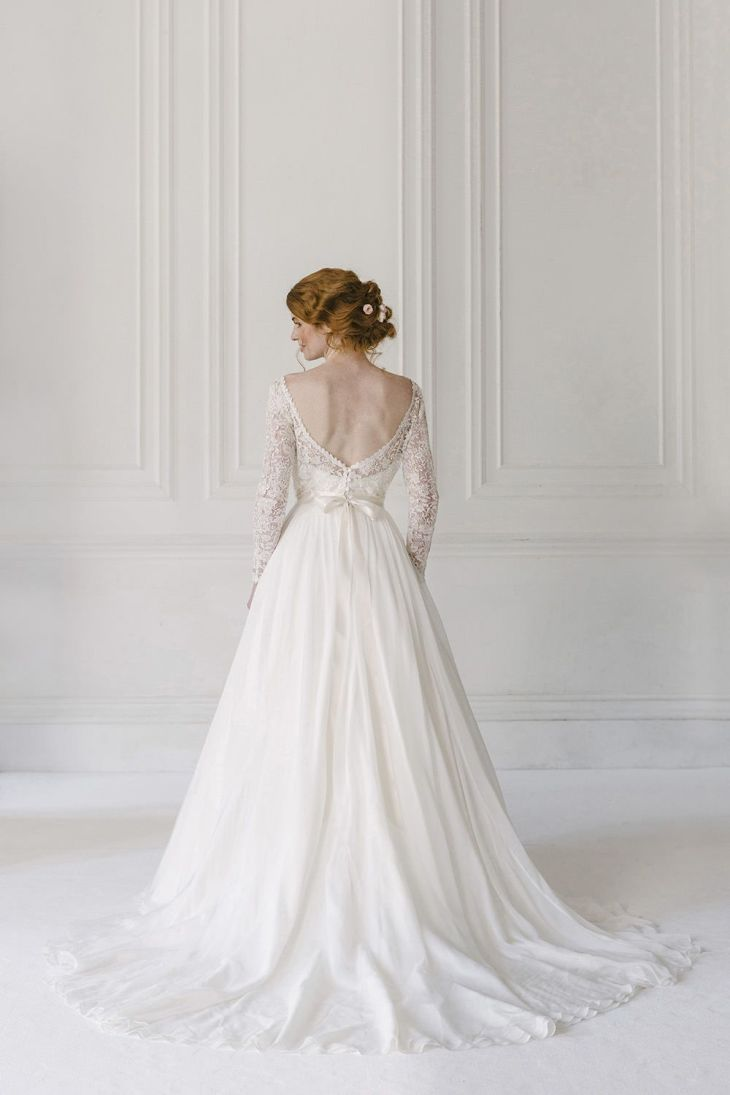 Fleur with Guipure jacket  Wedding  Pinterest  Wedding dress