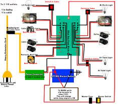 Image result for 12v camper trailer wiring diagram