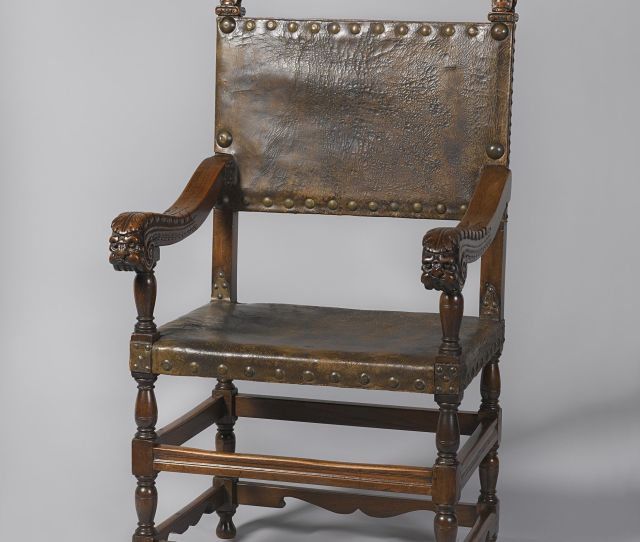 Armchair Northern Netherlands   Rijksmuseum Public Domain