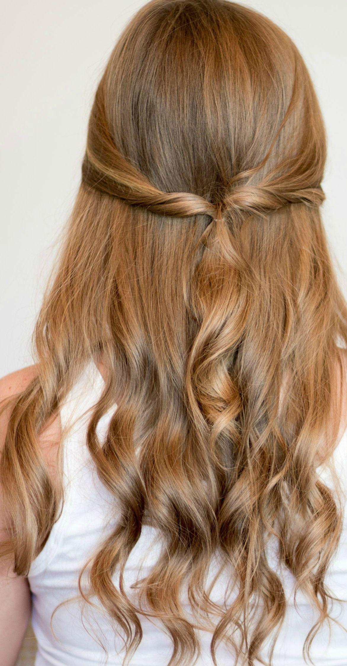 Easy Heatless Hair Styles for Long Hair