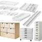 Makeup storage from ikea here are a few ways to store your makeup